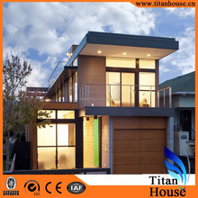 Self Assemble Luxury Modern Design Prefab Club Houses Made in China