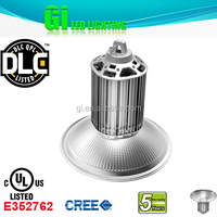 Top quality UL cUL DLC aluminum alloy led high bay light(E352762)