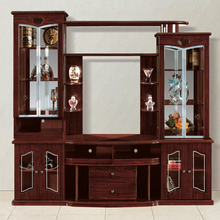 MDF TV wall units designs 818 home furniture led tv stands sets