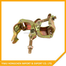 Most popular special design fencing coupler scaffolding fitting in many style