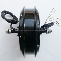 Electric bike wheel rim motor kits 48V 1500W with best selling in mid american market