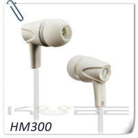 Welcome Customized Design Earphone with plastic Casing for Computer/MP3/MP4/Mobile Phone