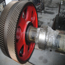 CNC machine gear ,open-bull gear drive