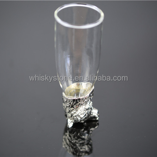 Novelty Drinking Glass Cup for Coffee Tea Wine Beer