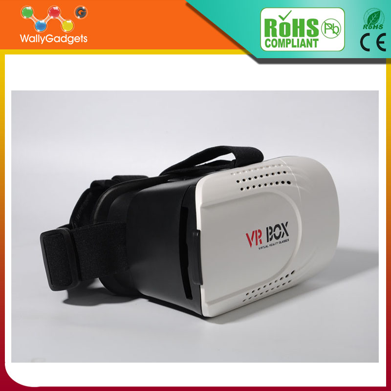 blue film video google hot video player VR box 3d glasses for home theater