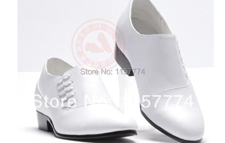 Get Quotations · Classic Men s wedding shoes Mens Shiny leather shoes  Unique men casual shoes Eur size 39- 955ea4c0e4d5