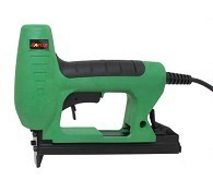 EPS-16, 16mm , crown is 12.7mm,furniture electric staple gun, plastic stapler