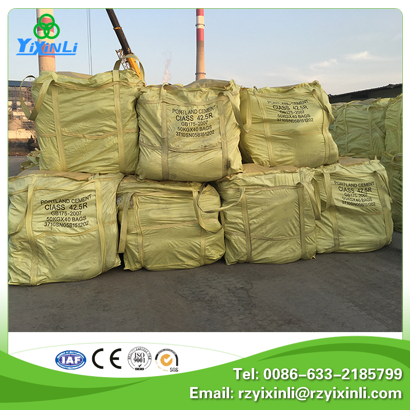2016 Chinese cheap pop cement 50kg cement bag price