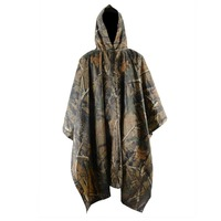 2016 high quality Leaf camouflage poncho