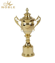 New Custom Gold Metal Cups Award Sports Trophy