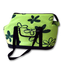 Excellent quality competitive price collapsible portable bag pet bag pet draw-bar box