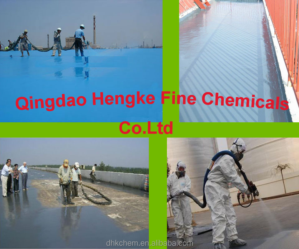 High quality Low price Spray polyurea waterproof coating