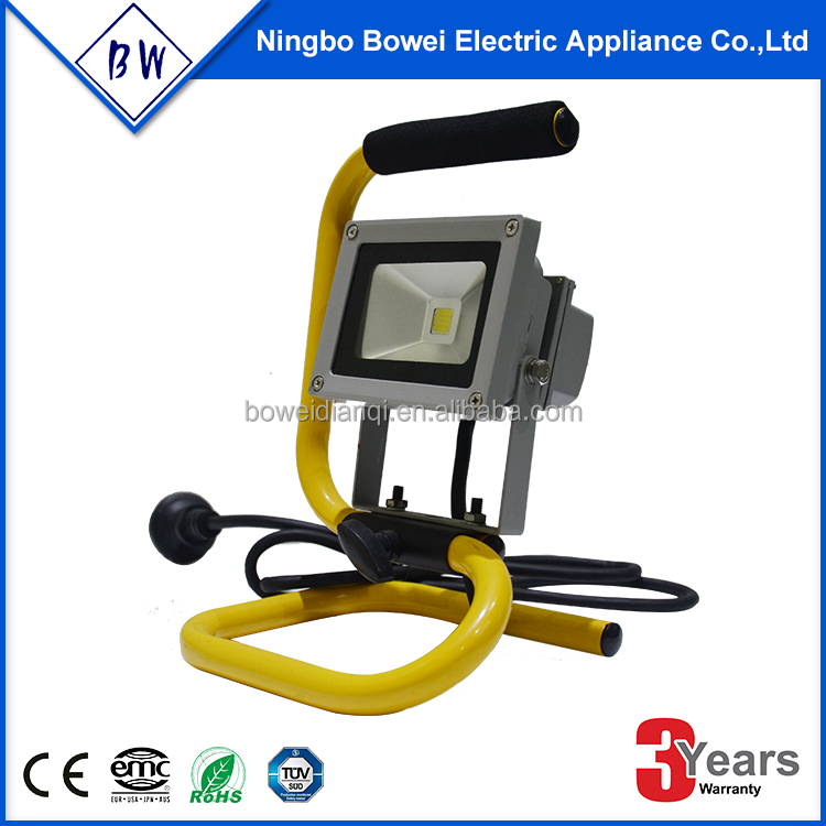 outdoor waterproof led solar flood light