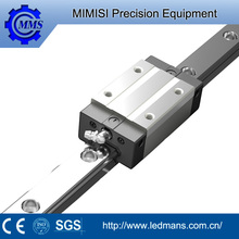 MMS linear bearing,square motor plastic linear bearing guide rail for machine tool,guide rail