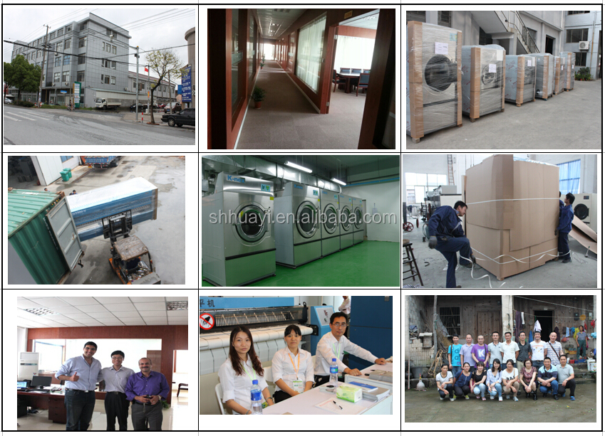 Fully automatic flatwork ironing ironer machine for laundry equipment