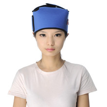 Head pain therapy personal heath care round gel ice pack headband