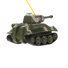 777-215 Tank- Mini RC Tiger Tank R/C Toy with 27MHz Transmitter