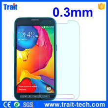 Wholesale Cheap Price 0.3mm 2.15D 9H Anti-crack Series Tempered Glass Screen Protector for Samsung Galaxy S5 Sport SM--G860P
