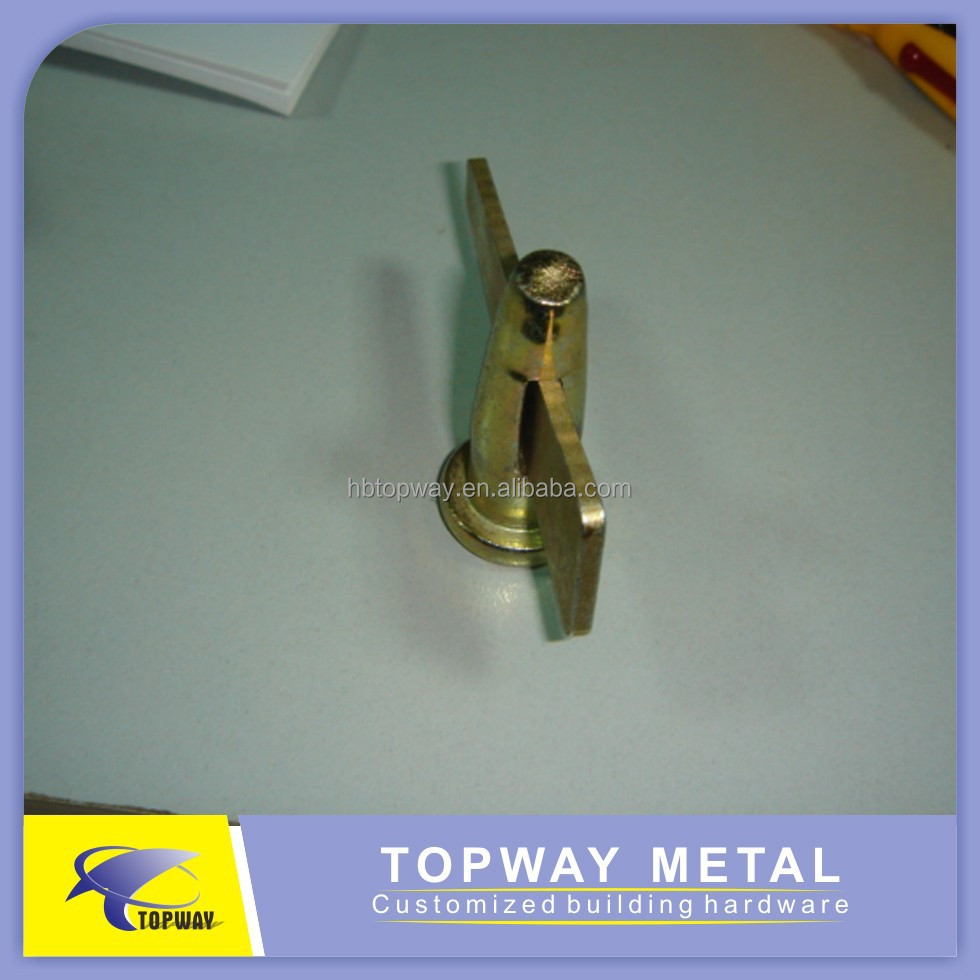galvanized formwork pin lock aluminum formwork wedge pin