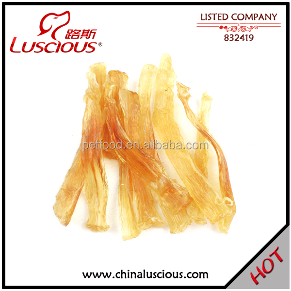 Dried Beef Tendon All Natural Pet Treats Product