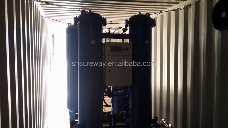 PSA Oxygen Generator for Fish Farming/Industrial Gas Production Machine