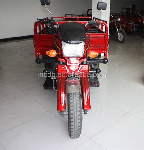 The New design and best price 200cc three wheeled motorcycle for india and Bangladesh