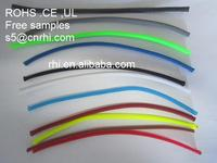 CE. ROHS .UL Polyester.expandable braided wire sleeve/fabric wire sleeve/PET wire sleeving
