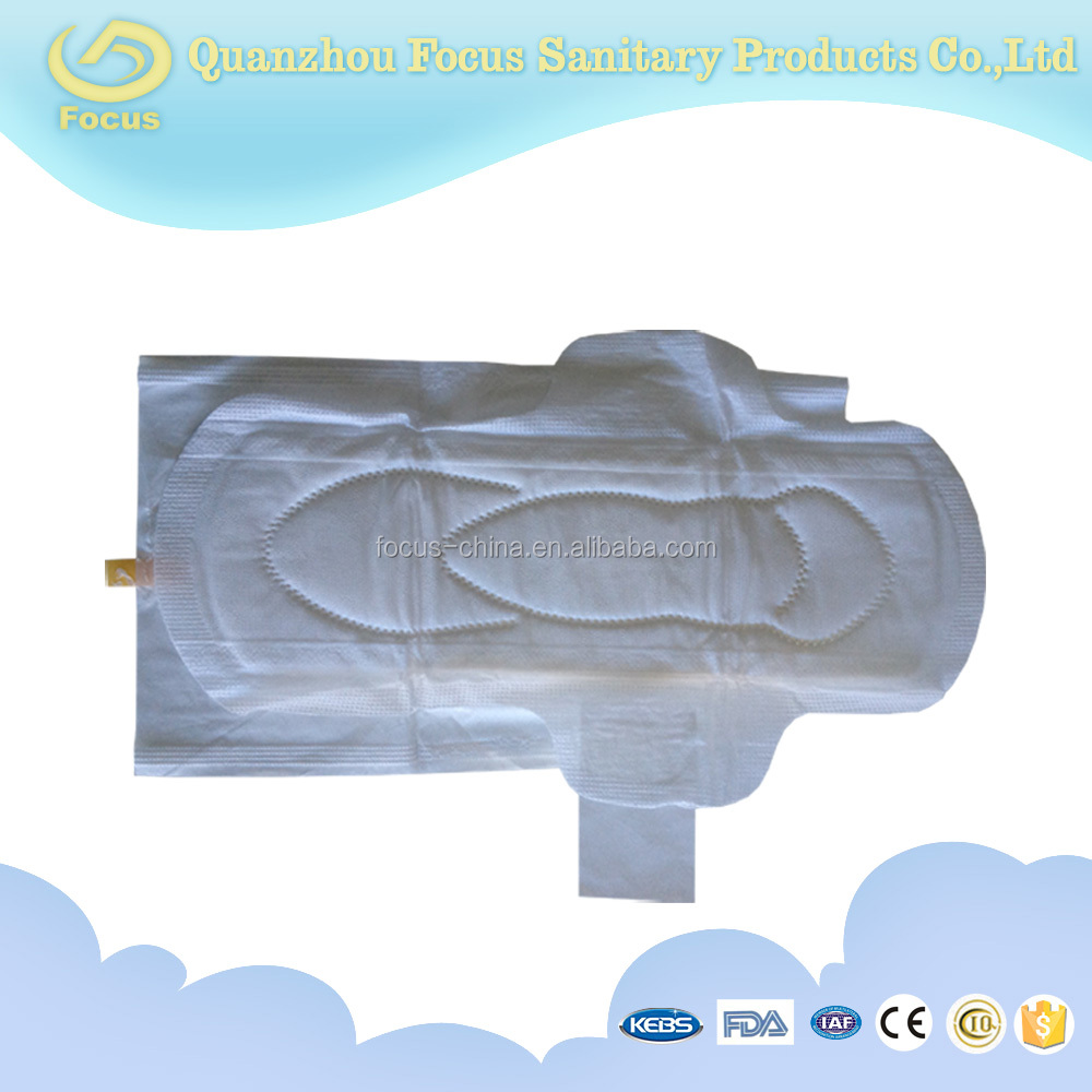 breathable ultra thin whisper sanitary pad, anion cotton sanitary napkin, disposable maternity pad