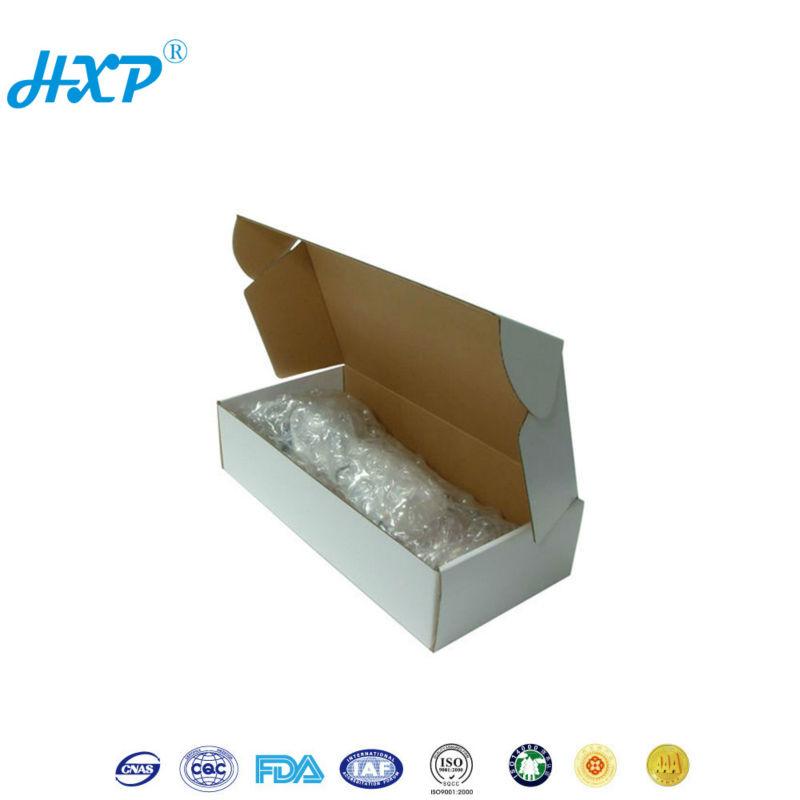 Cardboard box 3-Layer B-Flute Flexo Printing CD and DVD cardboard box
