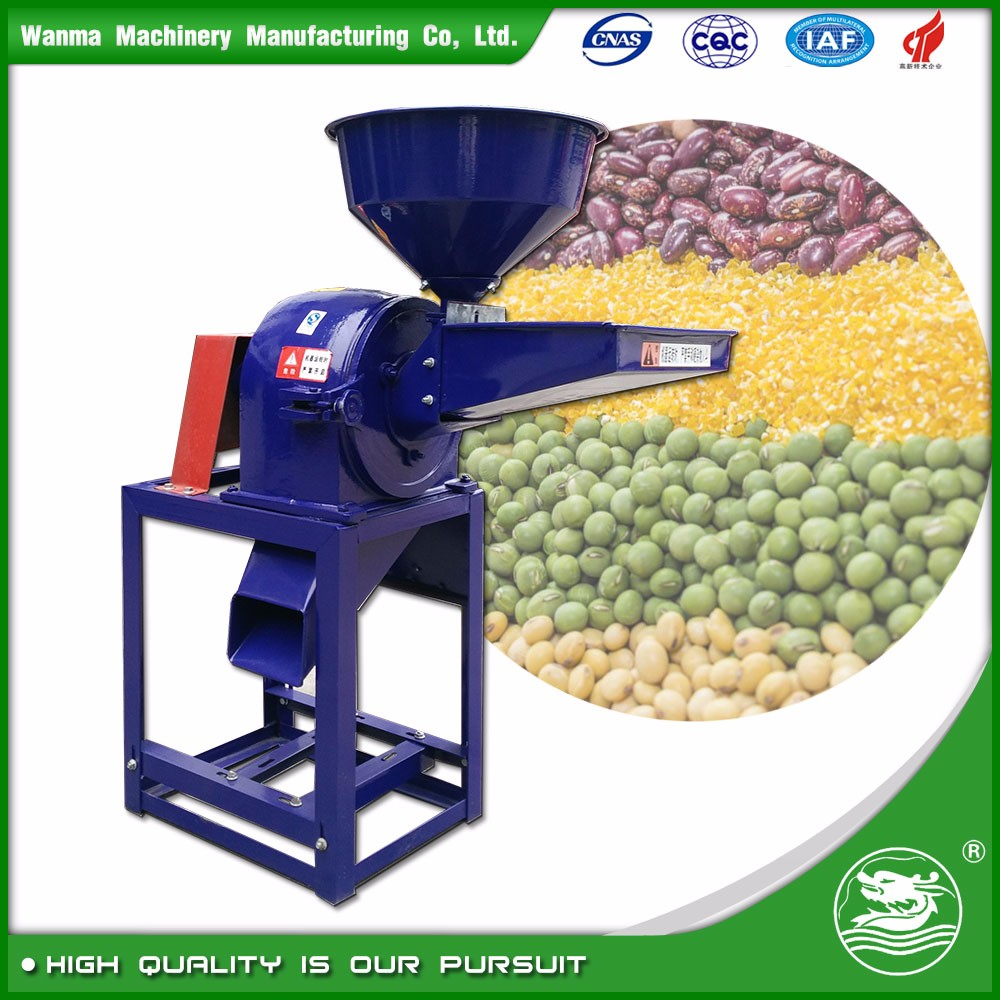 WANMA3967 Multifunction Mill Corn Grinder