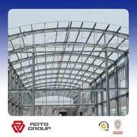 light weight convenient environment material steel structure