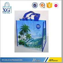 Newest sale professional design recyclable customized non woven shopping bag