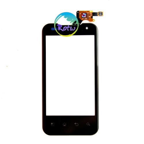 Touch Screen Digitizer Glass Panel Repair Replacement Part for LG P990