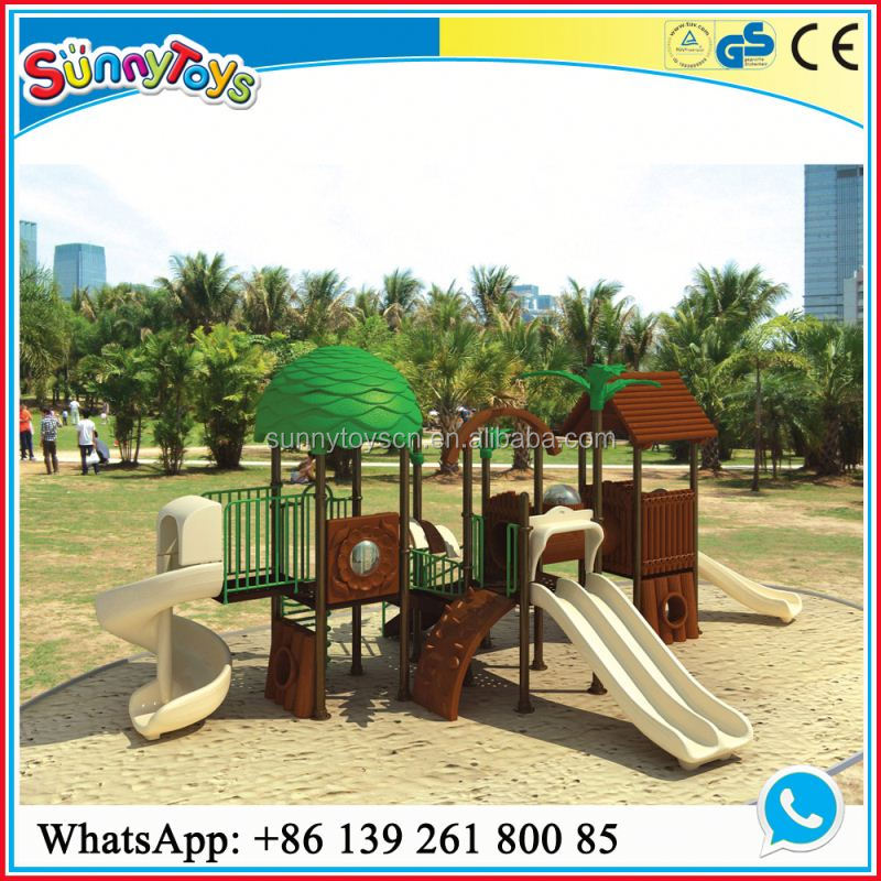 Industrial old school outdoor games rubber tiles outdoor playground