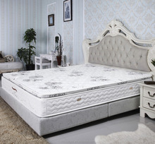 Bedroom and home furniture 5-zone pocket spring mattress