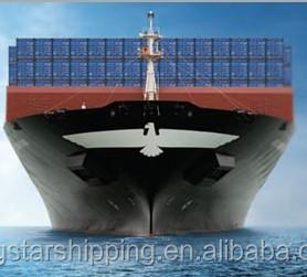 Sea freight to Savannah USA
