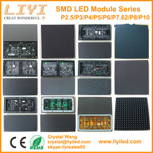 full color led module,P2.5 P3 P4 P5 P6 P7.62 P8 P10 indoor outdoor hub75 SMD led display module, SMD led module