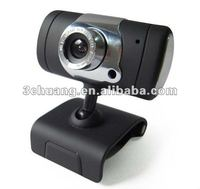 PC webcam built in Mic driver free 300K 1.3M 720p Web camera