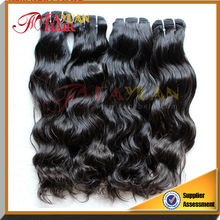 2013 top grade full cuticle natural human hair Brazilian Virgin Hair