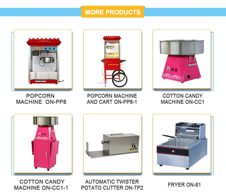 High capacity professional digital control candy floss maker cotton candy machine price