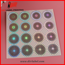 hot selling products anti-counterfeiting security custom authenticity hologram sticker