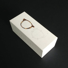 Lid Paper Cardboard box For Sunglasses