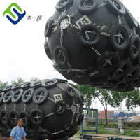 Heavy duty marine rubber fenders Qingdao Florescence company made