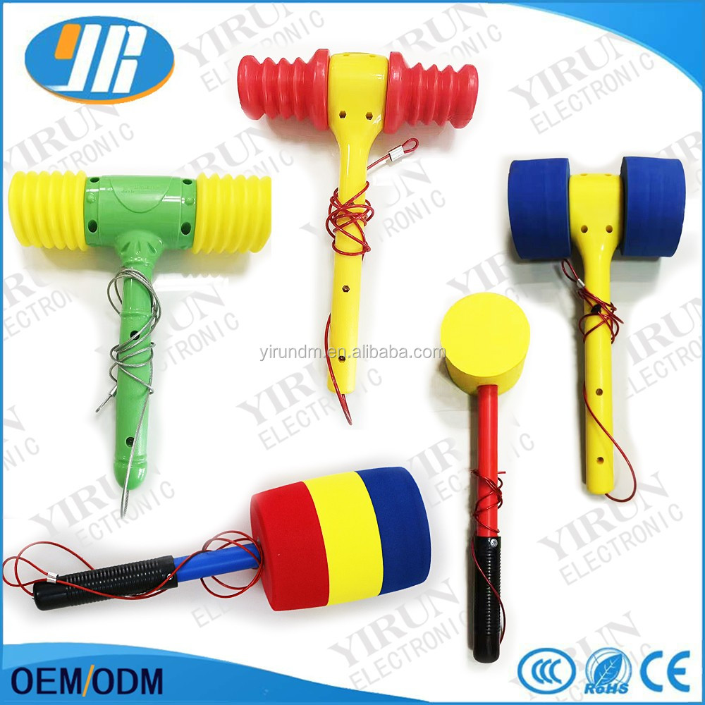 Accessories Parts Hammer Hit For Hammer game machine/kids hammer/Skill Hitting Game