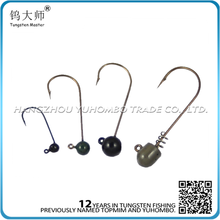 Widely Used Cheap Professional Factory Made Fishing Jig Heads