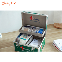 First-Aid Tin Boxes , Din First Aid Kit