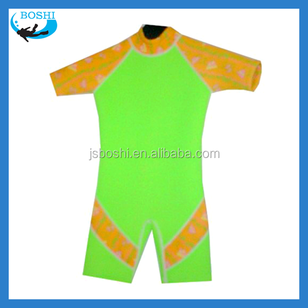 kayaking dry suit Kid's Neoprene surf suit