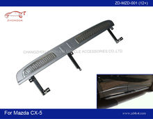 MAZDA CX-5 running board,cx-5 side step/foot plate/lateral foot rest,MAZDA CX-5 accessory