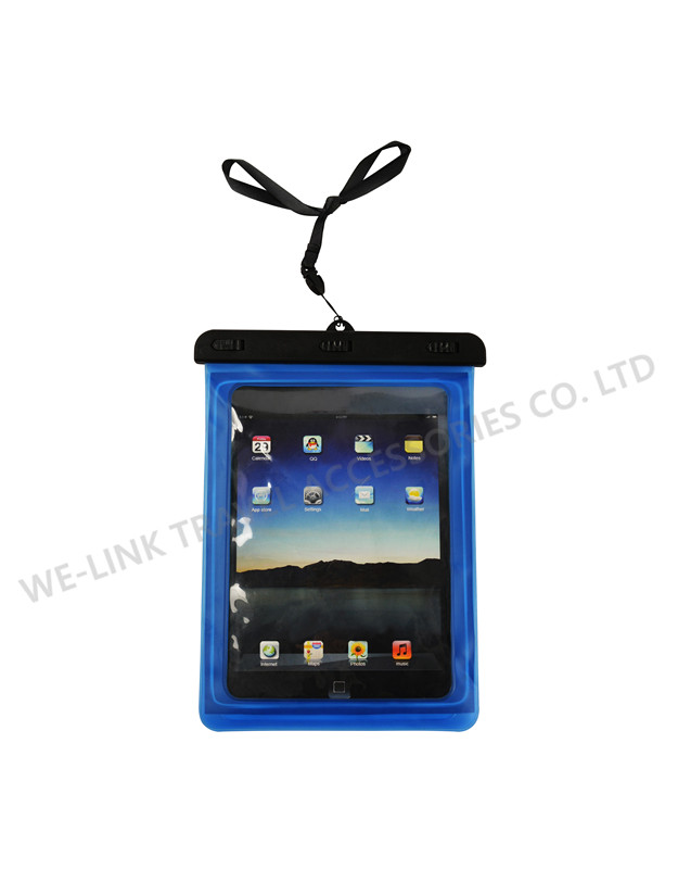 OEM Transparent Waterproof Case / Waterproof Bag For iPad