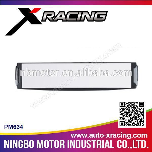 XRACING-2015 (PM634)Convex auto inner mirror, car mirror/Clip-on Wide Angle Rear View Mirror